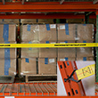 Rack Safety Straps for Pallet Bays - J-hooks for Structural Rack