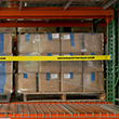 Rack Safety Strap for Pallet Bays