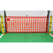 "Loading Dock Safety Net - Mounts to 3.5"" to 4.5"" Bollards - 4' H, 6'-32' L"