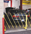 Mobile Barrier Gate, 6' wide Adder