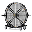 High Speed Portable Fan - Indoor-Outdoor, 6' Diameter