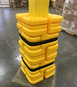 "Column Sentry FIT - for 8"" x 8"" to 12"" x 12"" Columns"