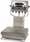 "CW-90X Over/Under Washdown Checkweigher - 10"" x 10"" x 4-1/4"" w/ 12"" Column, 5 lb. Cap."