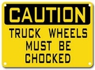 "Safety Sign 10""x14"" - 20 gauge steel"