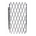 "Retractable Folding Door Gate, 48"" wide, 31"" high"