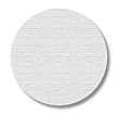Floor Tape - Dot, White, 3 1/2-in. Dia., Box of 102