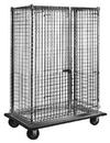 "Dolly Truck Security Cage - 39-1/4""w x 27-1/4""d x 69""h"