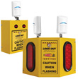 Hall & Door Motion Monitor 4 - Dual Set plus Single Set