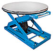 FDA Compliant EZ Loader Pallet Positioner - 4,000 lb. capacity