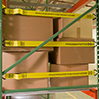 End of Aisle Rack Safety Strap - for Teardrop or Slotted Rack