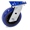Swivel Casters w/ Side Brake for Carton Flow Rack