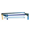 "Overhead Tool Bar for 24"" Wide Carton Flow Rack"