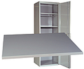 "Security Locker Shelf - 24""W x 22""D"
