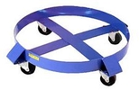 Drum Dolly, Round for 55-Gallon