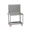 "Portable Workstation - 24"" x 36"" - Louvered Panel"