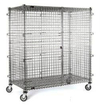 "Mobile Security Cage - 39-1/4""w x 33-1/4""d x 69""h"