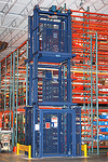 Vertical Lift, Series M, Mechanical, 1,000-6,000 lbs. cap., 3' x 3' to 10' x 10' Size Range, Vertical Travel Up to 20'