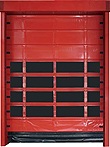 High-Speed Door, Trekking Enduro -  Interior & Dock Door Usage, up to 36' x 36'