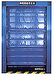 High Speed Door, Frigo 3, Refrigerator/Freezer Separation, up to 11.5' x 14.5'