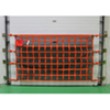 Loading Dock Safety Net with Debris Liner - Wall Mounted - 4' H, 6'-32' L