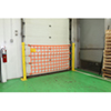 Loading Dock Safety Net - Bolt Down Posts - 4' H, 6'-32' L