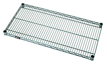 "Wire Shelving - One 24""D x 42""W Shelf - Proform"