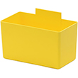 "Bin Cups for Shelf Bins - 5-1/8"" x 2-3/4"" x 3"", Carton of 48"