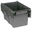 "Attached Top Container - 1.64 Cu. Ft. Volume - 22-1/8""L x 12-5/8""W x 11-7/8""H"