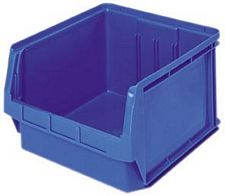 "Jumbo Stackable Containers - 23-7/8""D x 18-1/4""W x 12""H"