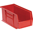 "Ultra Stack & Hang Bins - 10-7/8"" x 5-1/2"" x 5"", Carton of 12"