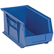 "Ultra Stack & Hang Bins - 14-3/4"" x 8-1/4"" x 7"", Carton of 12"