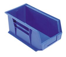 Carton of 12: 14-3/4 x 8-1/4 x 7 Ultra Stack & Hang Bins
