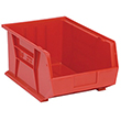 "Ultra Stack & Hang Bins - 16"" x 11"" x 8"", Carton of 4"