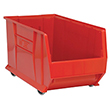 "Mobile Jumbo Stackable Containers - 29-7/8""D x 16-1/2""W x 15""H"