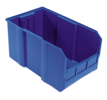 "Ultra Stack & Hang Bins - 18"" x 11"" x 10"", Carton of 4"