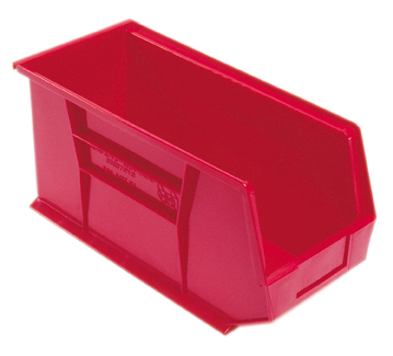 "Ultra Stack & Hang Bins - 18"" x 8-1/4"" x 9"", Carton of 6"