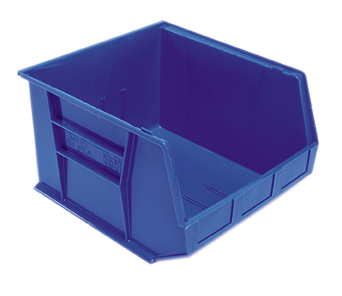 "Ultra Stack & Hang Bins - 18"" x 16-1/2"" x 11"", Carton of 3"