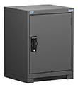 "Heavy Duty Modular Cabinet - 24""W x 27""D x 32""D, with 1 integrated door"
