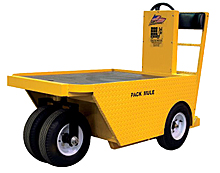 Stock Chaser Tow - 36 Volt, 7.5 hp., 5,000 lb. Tow Capacity