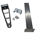 "Towing Hitch Kit for 36"" Long Pallet Dolly"