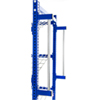 "12"" Vertical Handle Bar for Carton Flow Rack"
