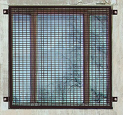 Security Window Wire Mesh Panel - 4' x 5'