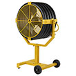"Yellow Jacket 30"" Fan with Portable Base"