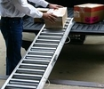 delivery truck conveyor