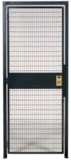 3'W x 8'H Hinged Door