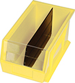 Dividers for QUS 210 Ultra Stack & Hang Bin - Carton of 6