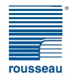 Rousseau Shelving Logo