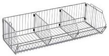 "Wire Basket Divider - 20"" X 9"""
