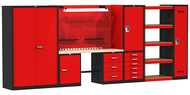 Modular Workbench Systems