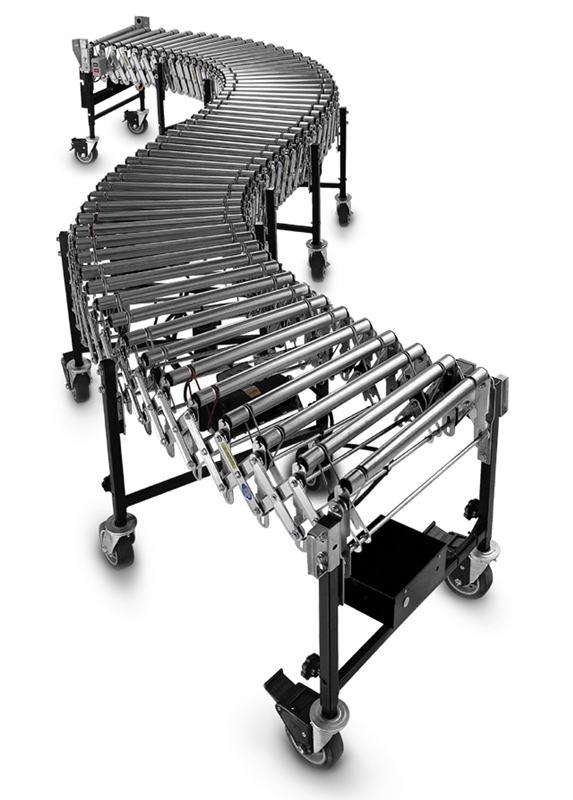 Power Roller Flexible Conveyor Systems